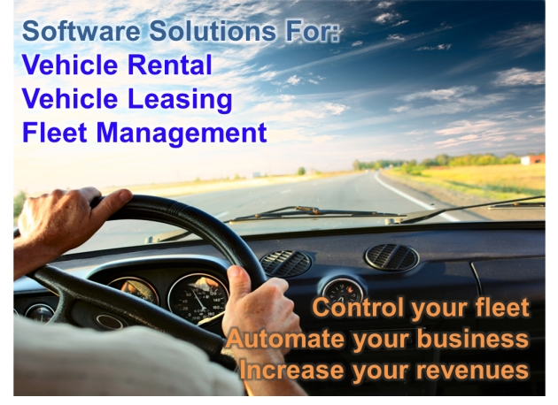 Vehicle Rental Software & Fleet management
